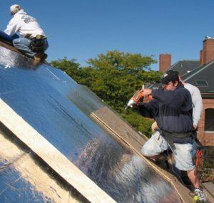Утепление крыши дома - как сделать его правильно?