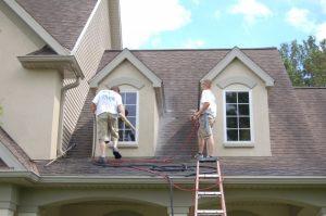 Уборка загородных домов и коттеджей
