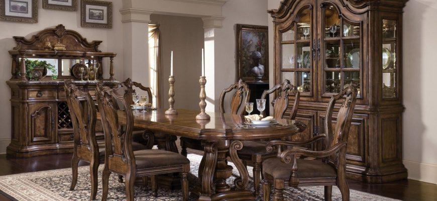 Мебель из массива дуба – прочность и надежность