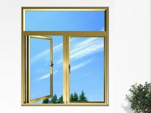 Алюминиевые окна для квартиры