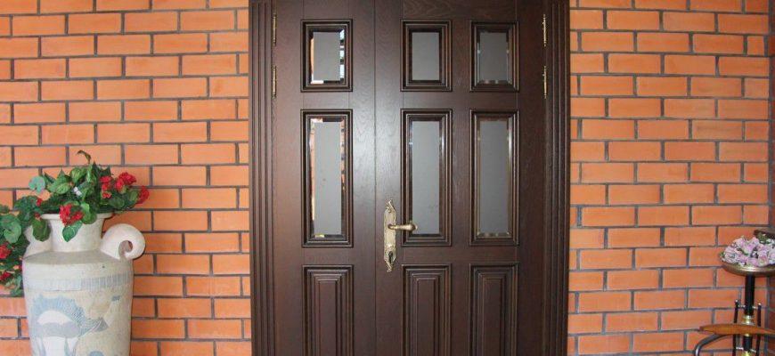 Выбираем входную уличную дверь. Как выбрать правильно?