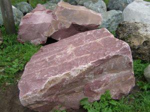 Искусственные камни-валуны для ландшафта
