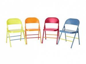 Как выбрать раскладные стулья и их виды