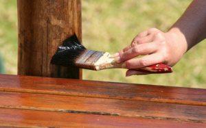 Защита дома из бруса от влаги и насекомых