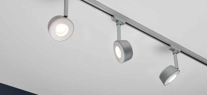Трековые светильники - Новинка в освещении
