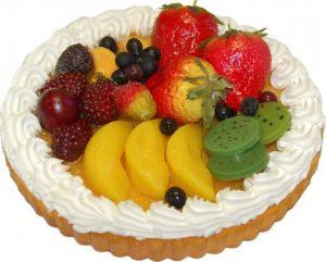 Искусственные овощи и фрукты