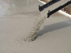 Как рассчитать количество бетона для заливки?