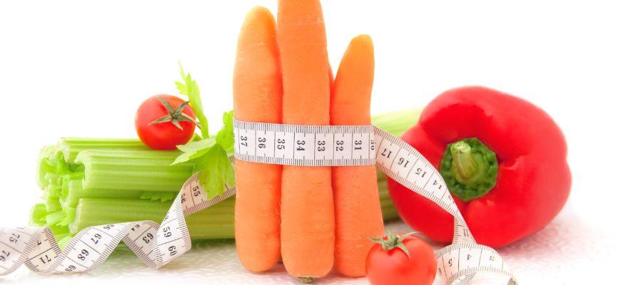 Овощная диета для мужской силы