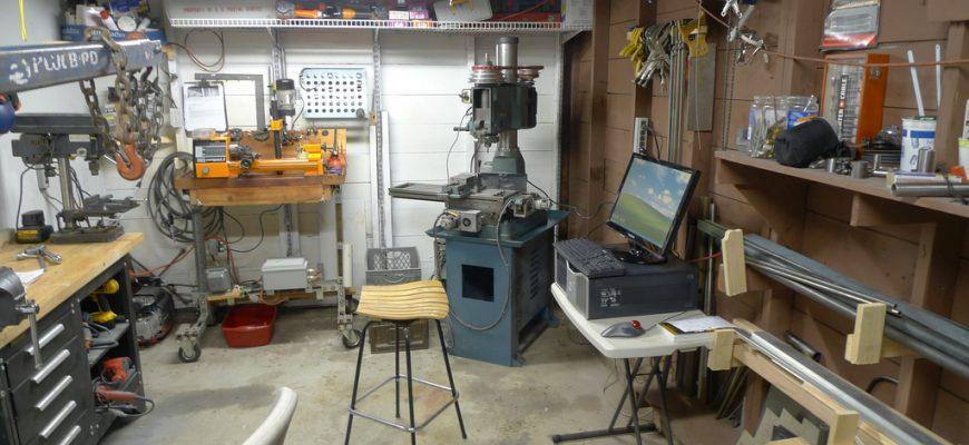 Свое мини-производство в гараже или в доме