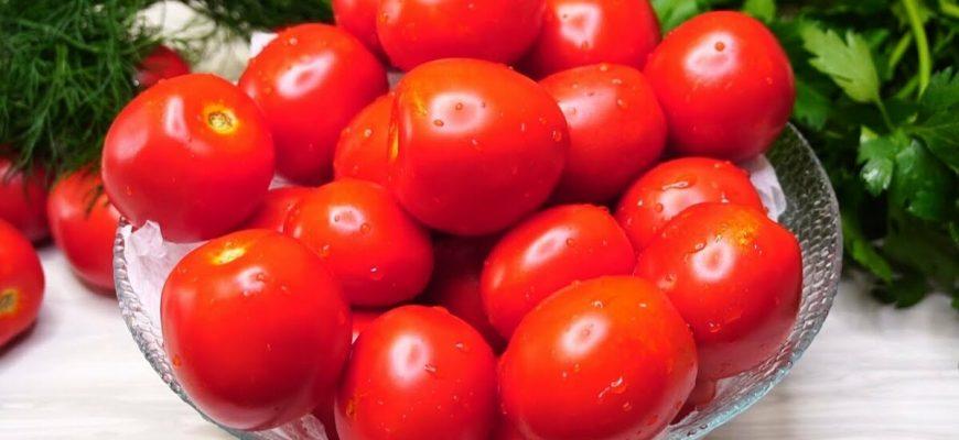 Свежие помидоры до марта месяца